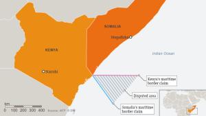 kenya Somali See Oil
